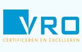 VRO Certificeren en Excelleren